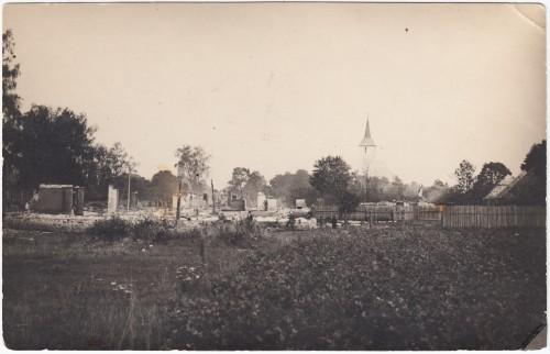 Suur tuleõnnetus Koerus 1924-2
