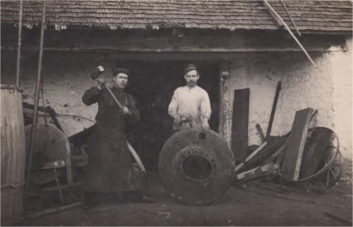 Gustav Piilberg sepikojas Preedil