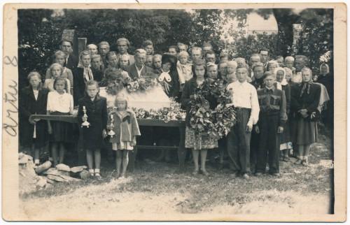 Virve Bremet matus 09.08.1951