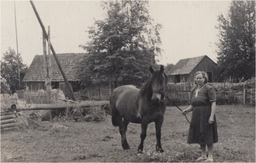 Nava Luise 05.06.1953, fotograaf Helmut Joonuks