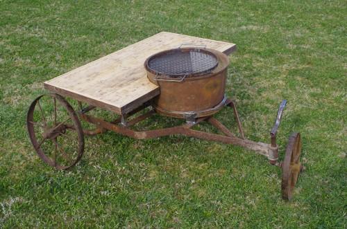 Uus grill ©Nahkanuia