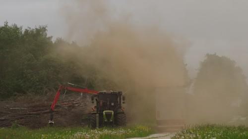 Okste purustamine Vardja teel ©Nahkanuia
