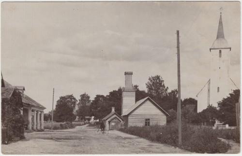 Koeru vaade ca 1906