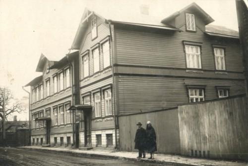 Jõulusoovid Tudresse 1928