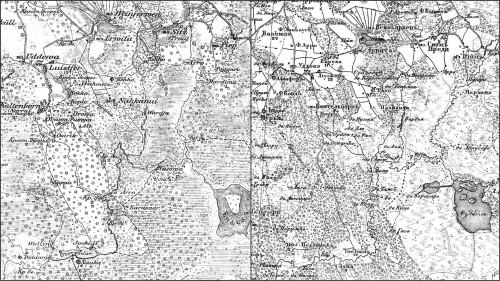 Kaks kaarti aastast 1915
