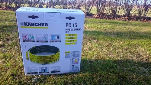 PC 15 Pipe Cleaning Kit @Nahkanuia