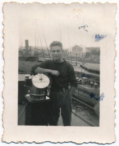 Erich Hinno Peipsi Laevastiku Divisionis 1934