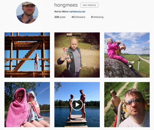 Hongmees @Instagram
