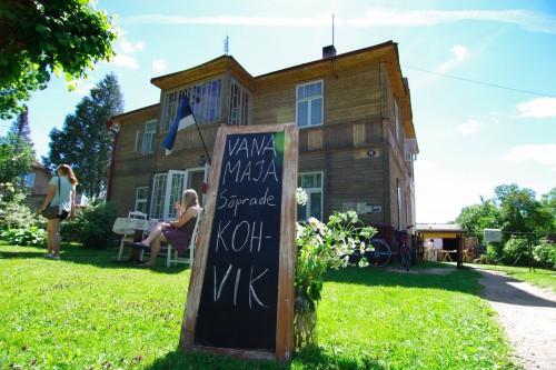Kohvikute päev Türil @Nahkanuia