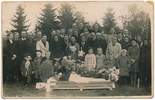 Elmar Lahe matus 1940