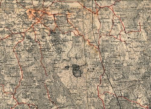 Vana kaart