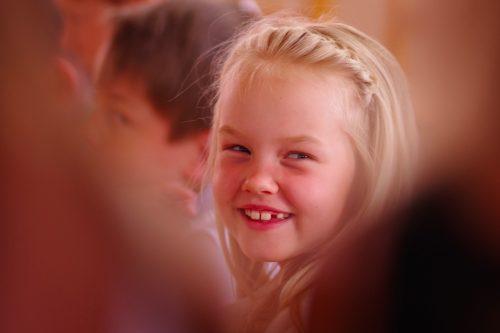 Matilde Meelimari lasteaia lõpupeol ©Nahkanuia