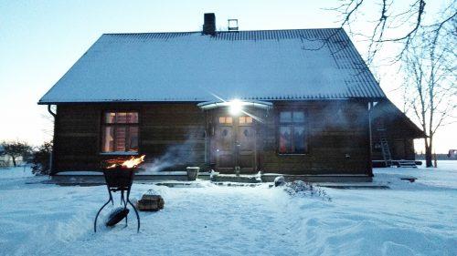 Õhtune grill ©Nahkanuia