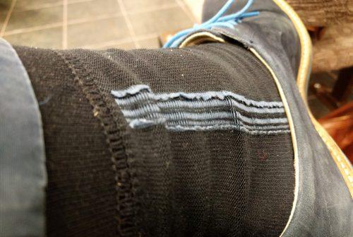Tagurpidi sokk ©Nahkanuia